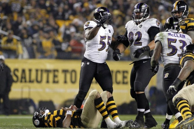 Ravens vs. Steelers: Baltimore's Biggest Winners and Losers from Week 11