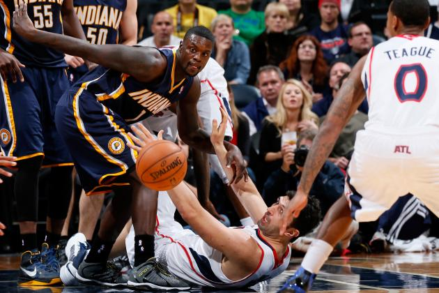 Indiana Pacers:  3 Players Missed from Last Year