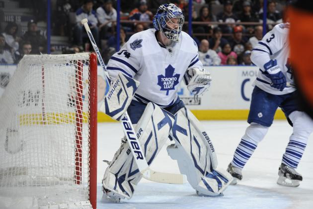 NHL Trade Speculation: 7 Teams That May Be Interested in James Reimer