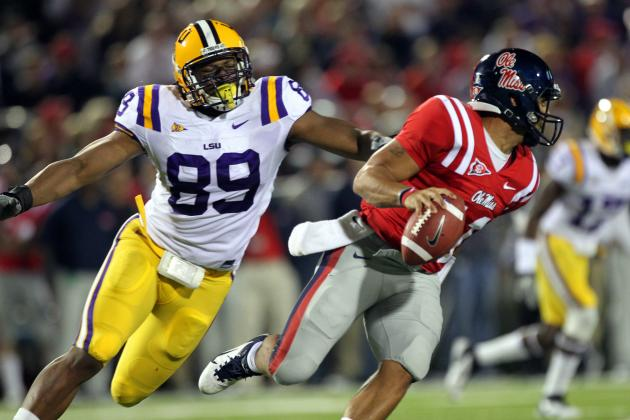 Ole Miss vs. LSU: Complete Game Preview