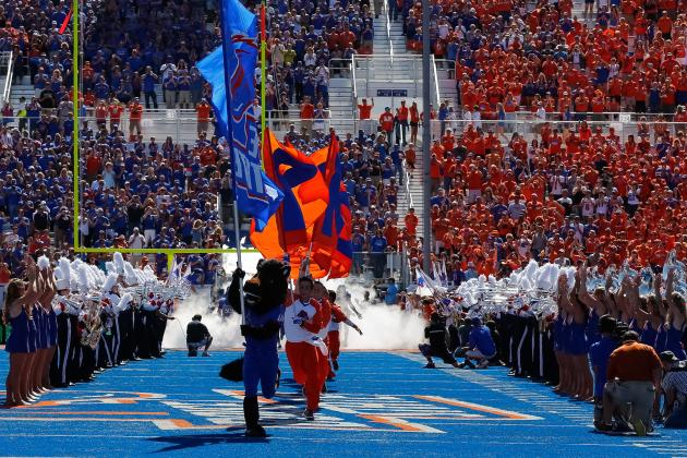 Boise State Football: 7 Big Reasons the Big East Is Looking Good for the Broncos