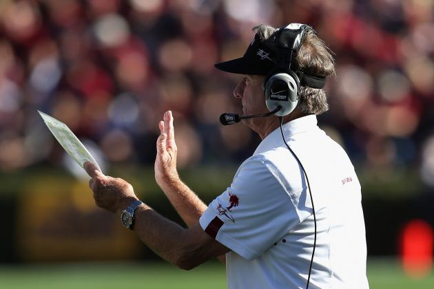 South Carolina Football: Top 5 Replacements for Steve Spurrier When He Retires