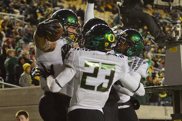 Oregon Football: 5 Reasons the Ducks Roll over Stanford
