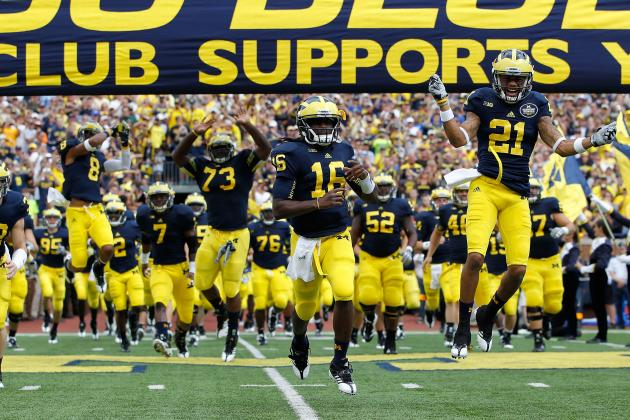 Iowa Hawkeyes vs. Michigan Wolverines: Complete Game Preview