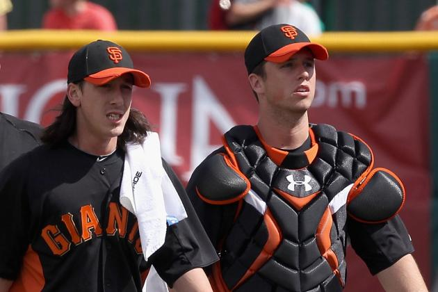 San Francisco Giants: The Favorite 4