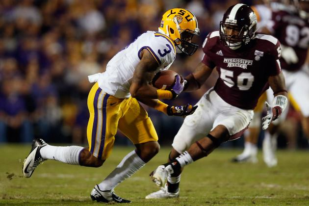 Ole Miss vs. LSU: Why Rebels Don't Stand a Chance Against Tigers