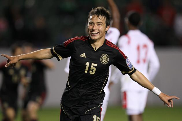 5 Hottest Mexican Teenagers Who Might Be the Next Javier Hernandez