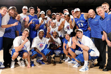 St. Louis University: 2012 CBE Hall of Fame Classic Preview