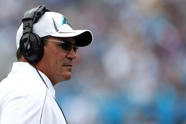 Ron Rivera: 4 Reasons Why He Should Remain the Carolina Panthers' Head Coach