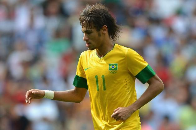 Real Madrid Transfers: Why Neymar Would Combine Brilliantly with Ronaldo