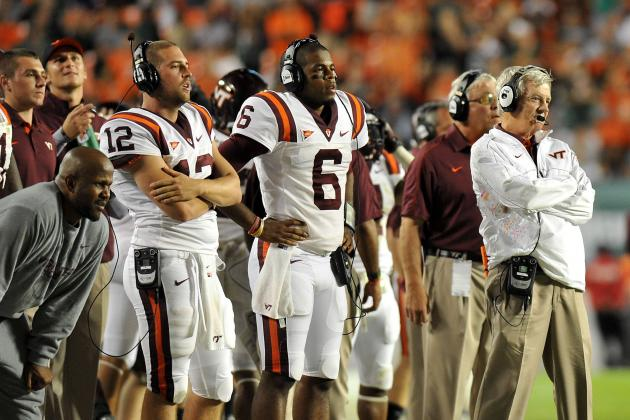 Virginia Tech vs. Boston College: Complete Game Preview