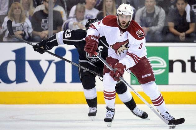 3 Guys the Coyotes Could Get for Keith Yandle