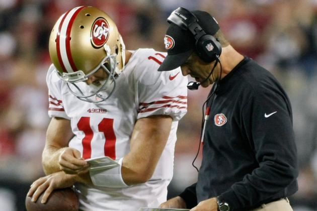 5 Reasons Harbaugh and the Niners Staff Aren't Playing Their Top Draft Picks