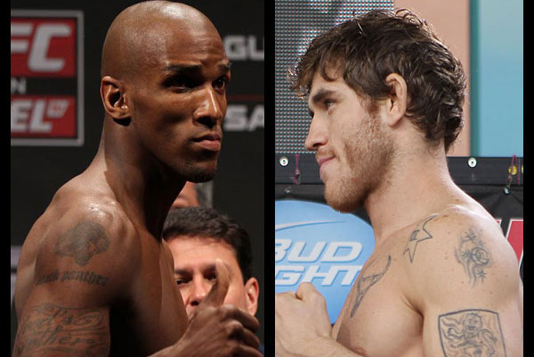 UFC 154: Francis Carmont vs. Tom Lawlor Head-to-Toe Breakdown
