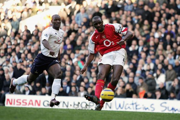 Arsenal vs. Tottenham: 5 Key Matches in the History of the Rivalry