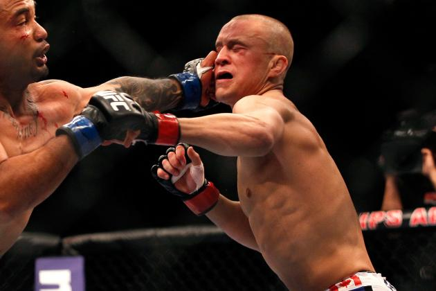 Mark Hominick and 10 Fighters Who Went from Contender to Pretender