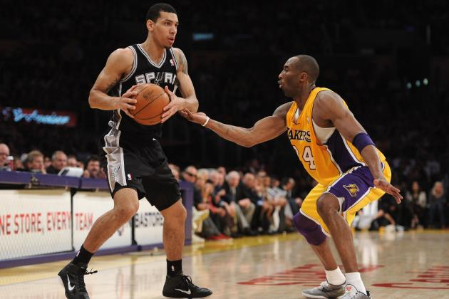 San Antonio Spurs vs. Los Angeles Lakers: Postgame Grades and Analysis