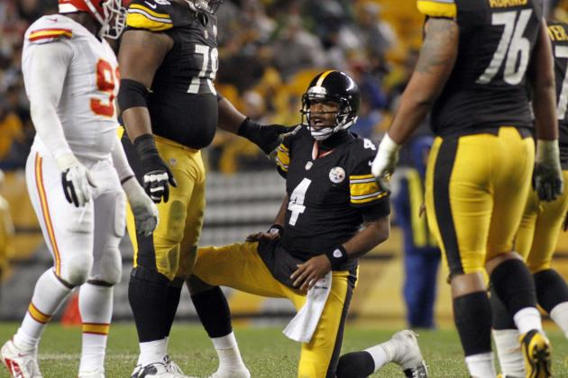 Dissecting the Pittsburgh Steelers' Weakest Links