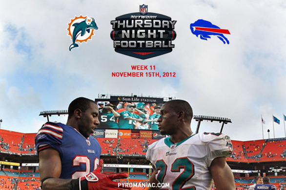 Fantasy Football Week 11: Miami Dolphins vs. Buffalo Bills