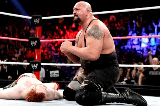 WWE Survivor Series 2012: 7 Reasons Why Big Show Will Smash Sheamus