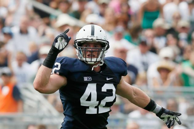 Penn State Football: Comparing Mike Mauti to Jarvis Jones and Manti Te'o
