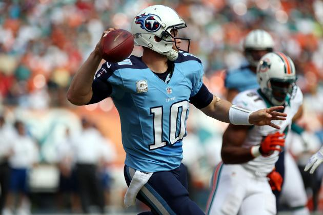 Tennessee Titans: 5 Moves That Get Them Right Back into Contention for 2013
