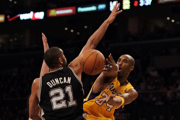 5 Things We Learned from Los Angeles Lakers Loss to San Antonio Spurs