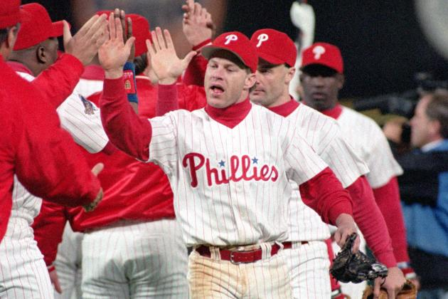 Comparing the '93 and '08 Philadelphia Phillies: Who's Better?