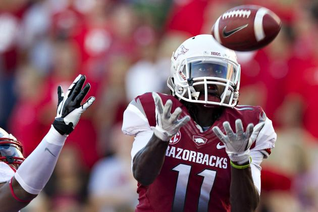 Arkansas vs. Mississippi State: Complete Game Preview
