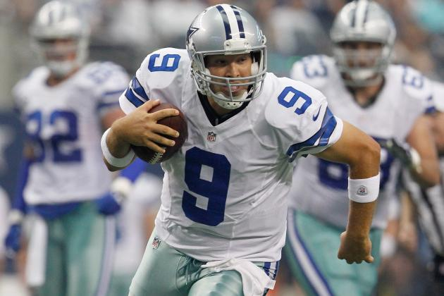 Fantasy Football: Tony Romo Headlines Week 11 Stock Report