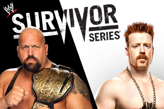 WWE Survivor Series 2012: 5 Twists and Turns for the Big Show and Sheamus' Match