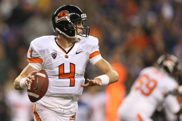 College Football Week 12 Picks: California Golden Bears vs. Oregon State Beavers