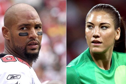 Hope Solo, Jerramy Stevens and the Strangest Marriages in Sports