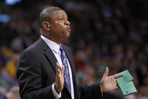 Why Doc Rivers Couldn't Care Less About Boston Celtics' Slow Start