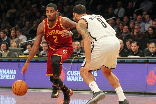 Kyrie Irving Is Already Better Than These 5