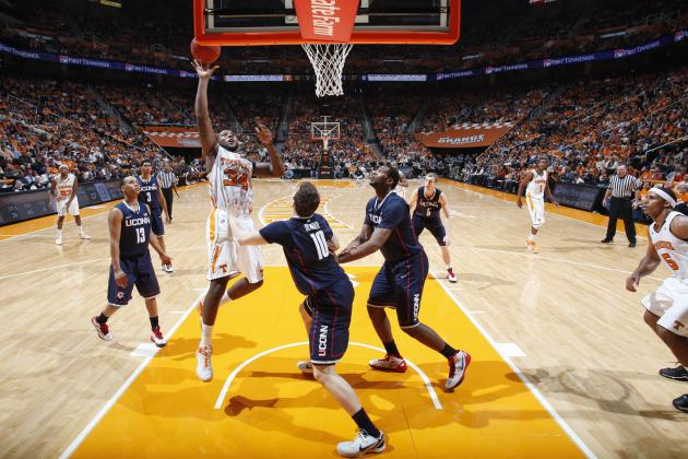 Tennessee Basketball: Previewing Likely Matchups in Puerto Rico Tip-off