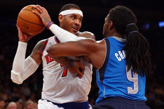 5 Reasons to Believe Carmelo Anthony Is Ready to Finally Evolve
