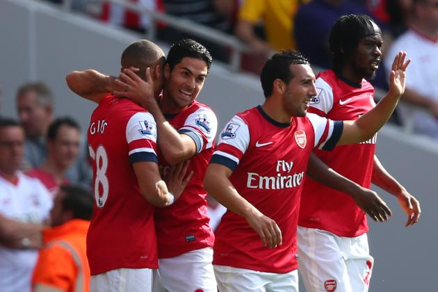 Arsenal: 5 Reasons to Be Optimistic