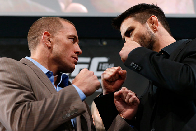 Georges St-Pierre vs. Carlos Condit: Preview, Odds and Predictions for UFC 154