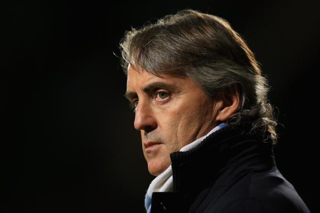 Roberto Mancini Has Been Manchester City's Biggest Disappointment This Season