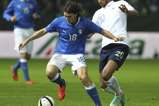 Italy vs France: Rating the Azzurri in Their Friendly Loss Against Les Bleus