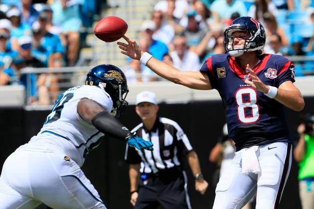 NFL Week 11 Picks: Jacksonville Jaguars vs. Houston Texans