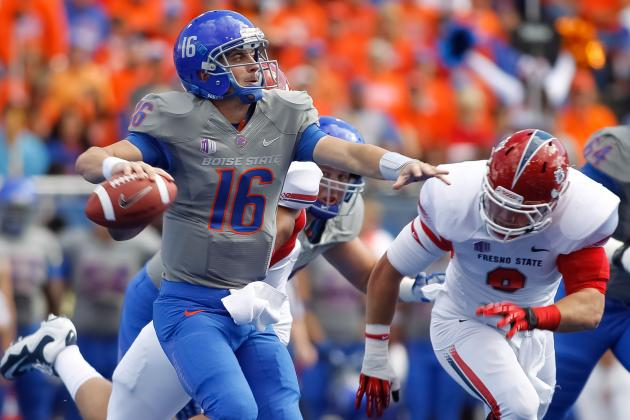 College Football Teams That Have Taken Uniforms Too Far