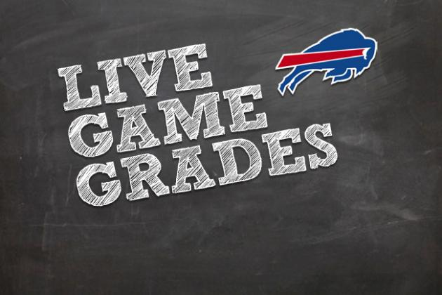 Dolphins vs. Bills: Final Report Card, Player Grades for Buffalo