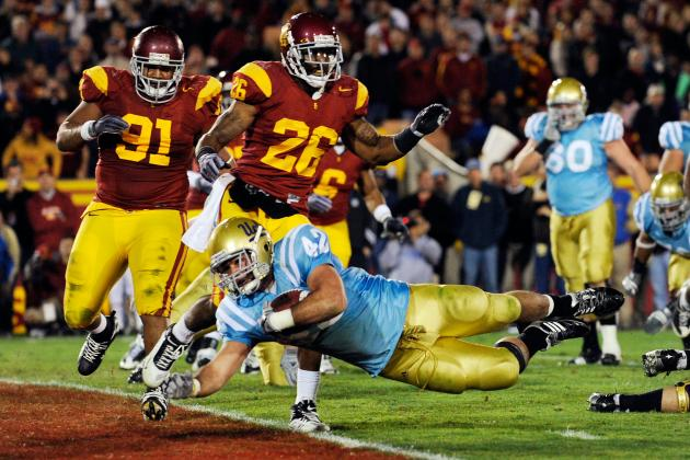 USC vs. UCLA: 5 Reasons the Bruins Could Pull the Upset