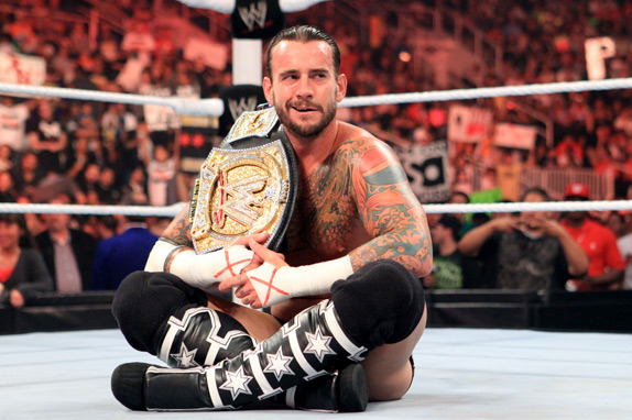 WWE Survivor Series 2012: 5 Reasons Why CM Punk Will Defeat John Cena and Ryback