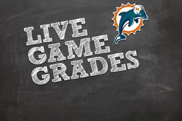 Miami Dolphins vs. Buffalo Bills: Final Report Card, Player Grades for Miami