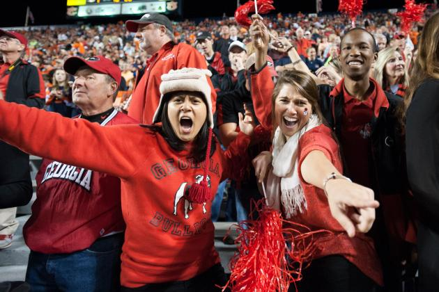 The 10 Loudest Stadiums in College Football