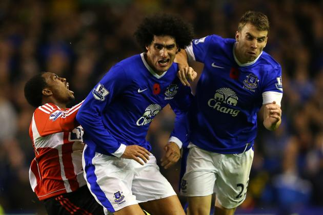Why Marouane Fellaini Would Be Wise to Stay at Everton