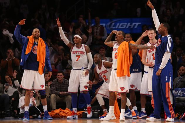 8 Reasons the Knicks Are Valid Contenders for the NBA Title